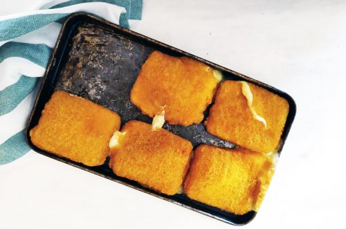 rántott sajt házilag