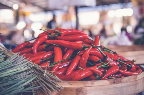 scoville skála chili csípős paprika erősség